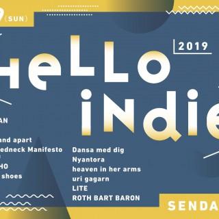 HELLO INDIE 2019